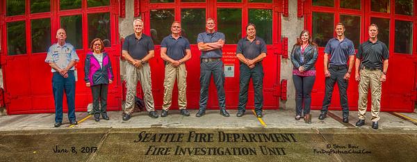 Seattle Fire Department Fire Investigation Unit