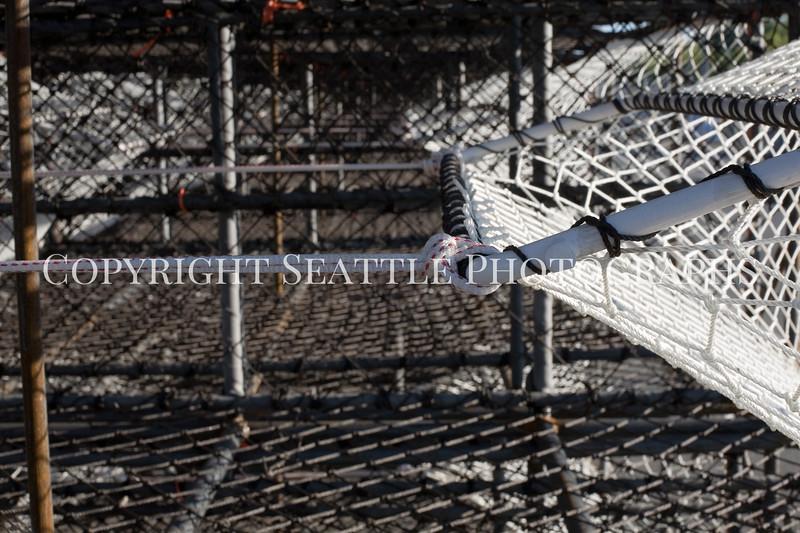 Fishermens Terminal Crab Traps 116