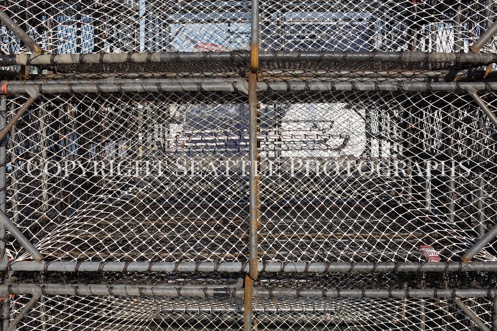 Fishermens Terminal Crab Traps 113