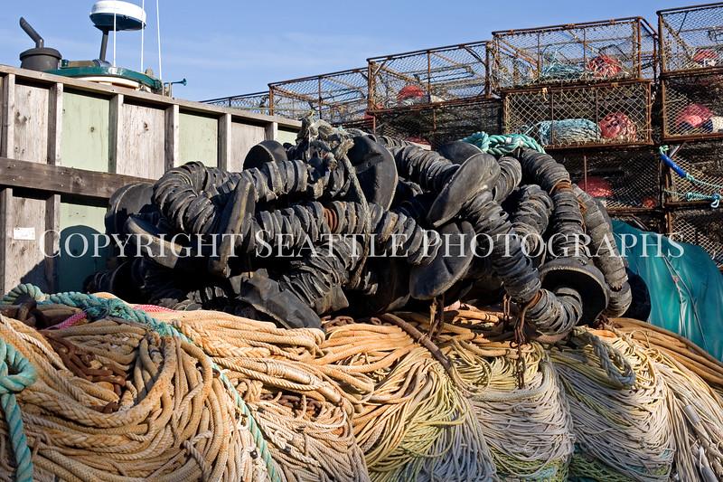 Fishermens Terminal Nets 101