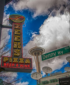 Zeeks Pizza in HDR