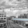 Speedy Blue Train
