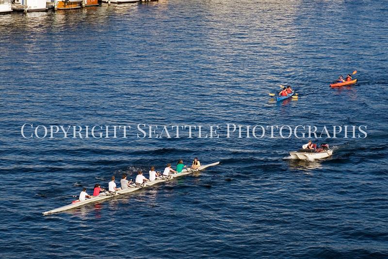 Crew Rowing Team 109