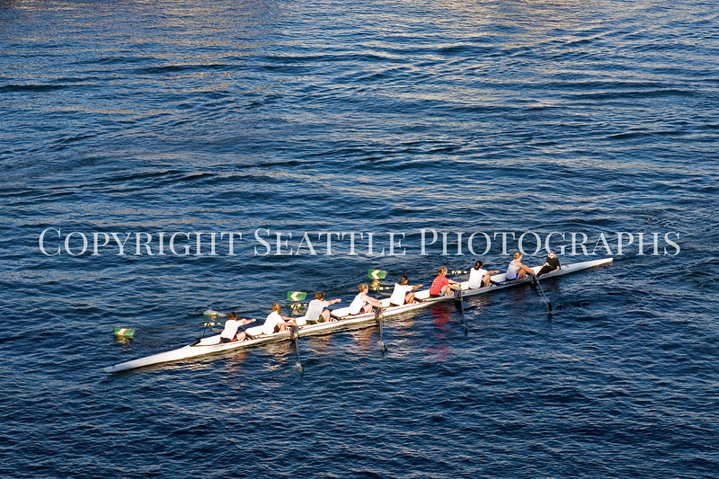 Crew Rowing Team 103