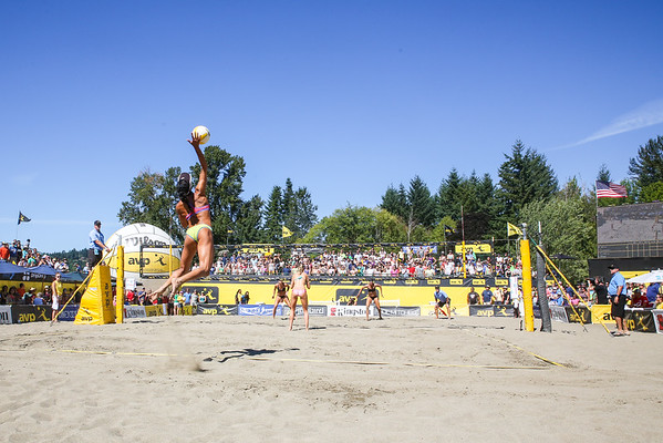 Seattle Open - AVP Beach Volleyball
