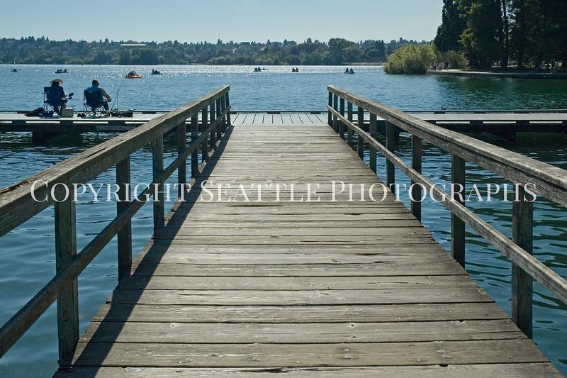 Green Lake Dock 2