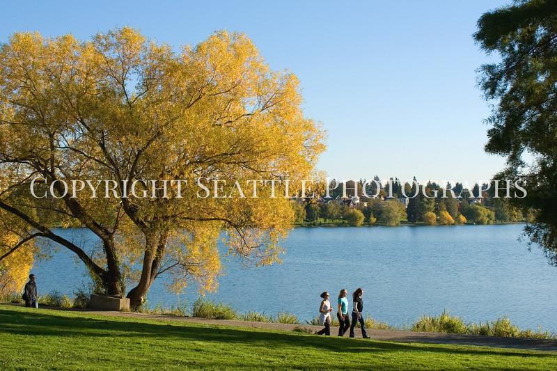 Green Lake Park Autumn 23