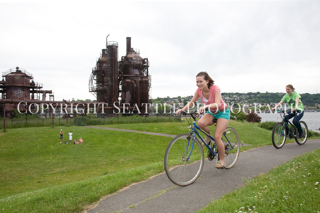 Gasworks Park Cycling 106