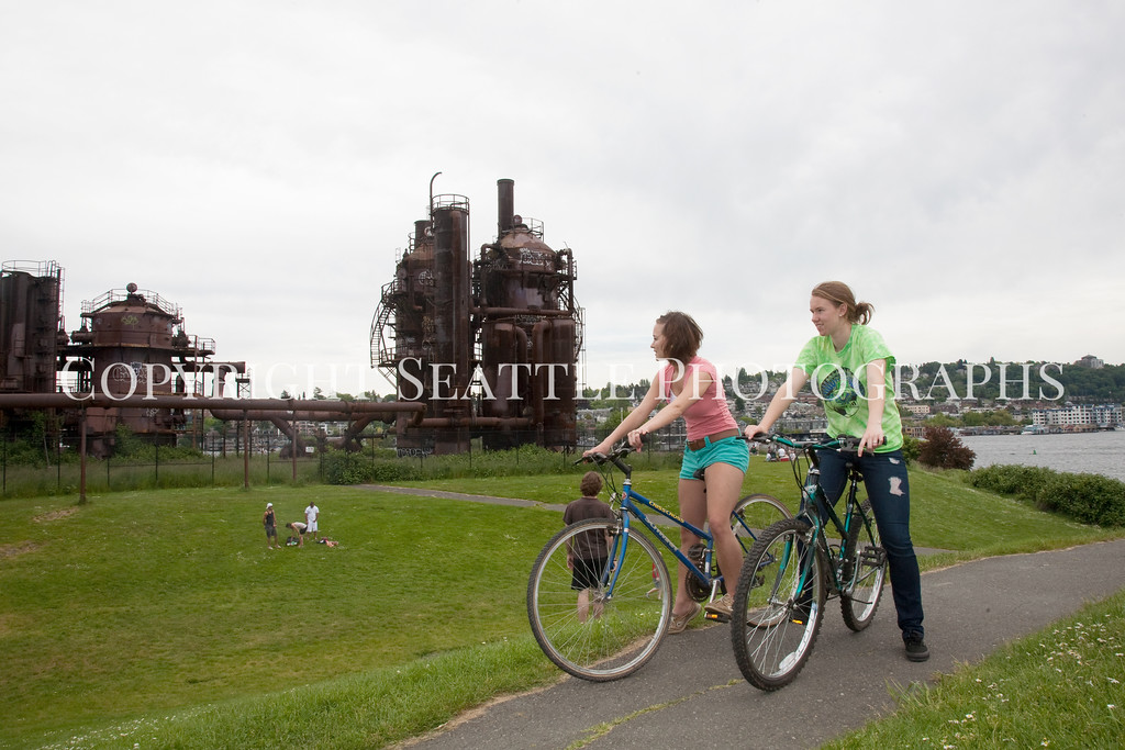 Gasworks Park Cycling 101