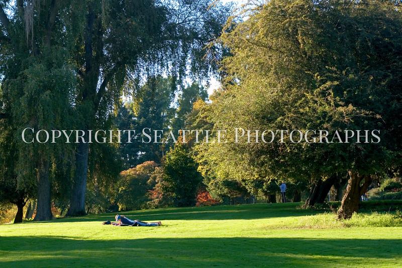 Green Lake Park Autumn 34