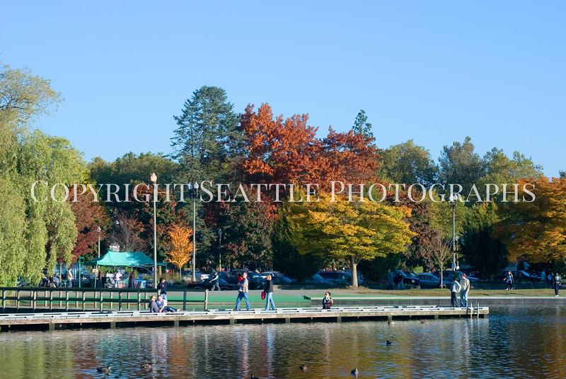 Green Lake Park Autumn 38