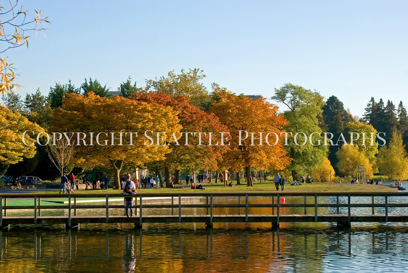 Green Lake Park Autumn 47