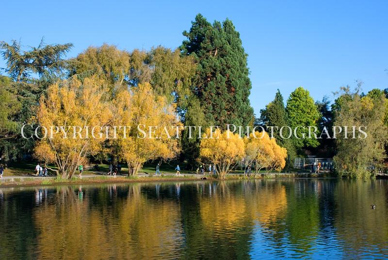 Green Lake Park Autumn 35