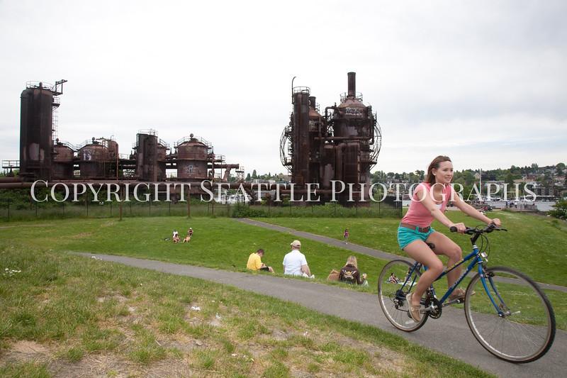 Gasworks Park Cycling 111