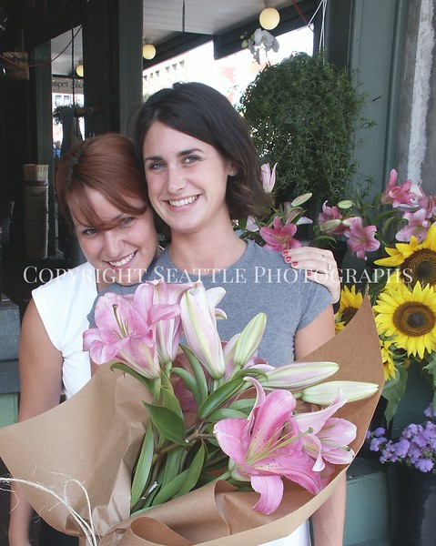 Pike Place Market Florist 14