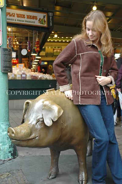Rachel the Brass Pig 120