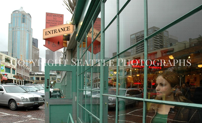 Pike Place Market Visitor 31
