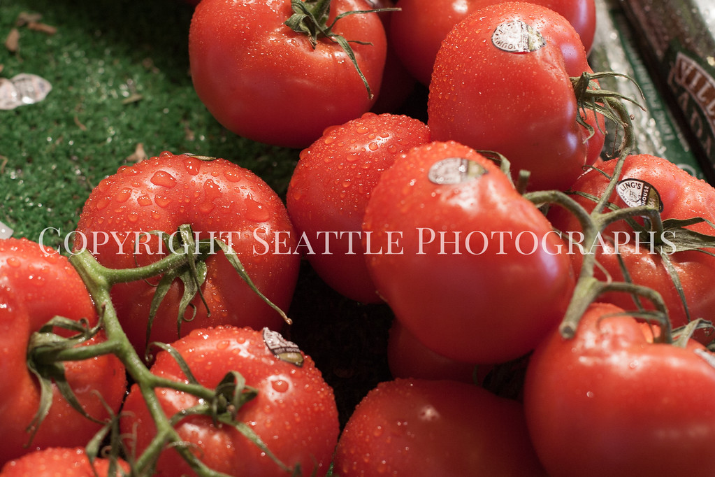 Pike Place Market Vegetables 106
