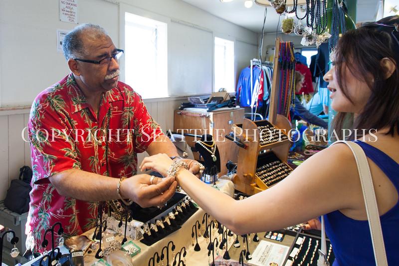 Pike Place Market Craft Vendor 143