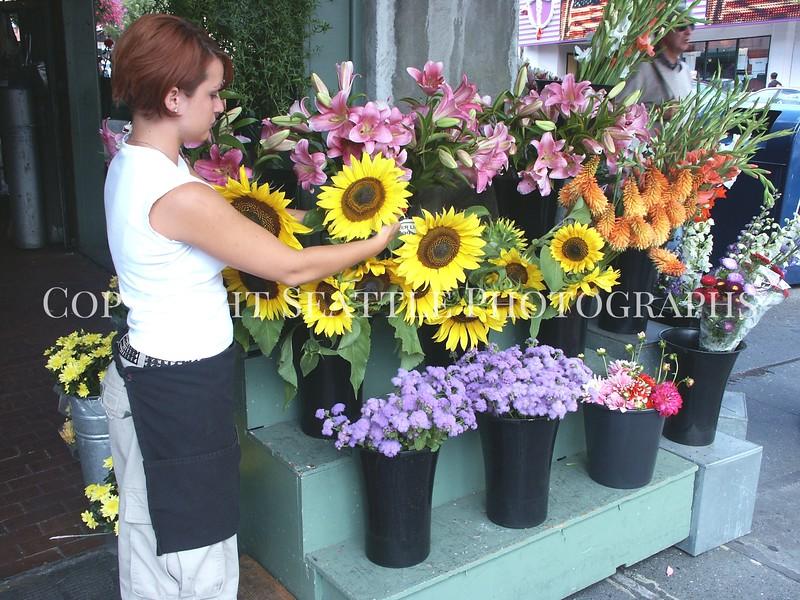 Pike Place Market Florist 6