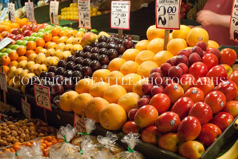 Pike Place Market Fruit 109