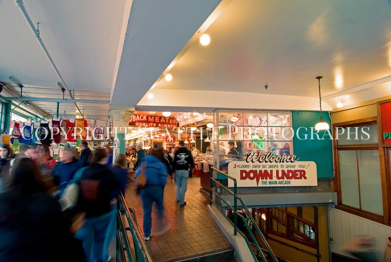 Pike Place Market Main Arcade 110