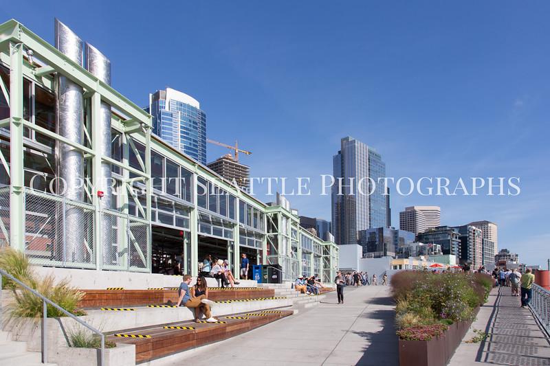 Pike Place Market Renovation 13