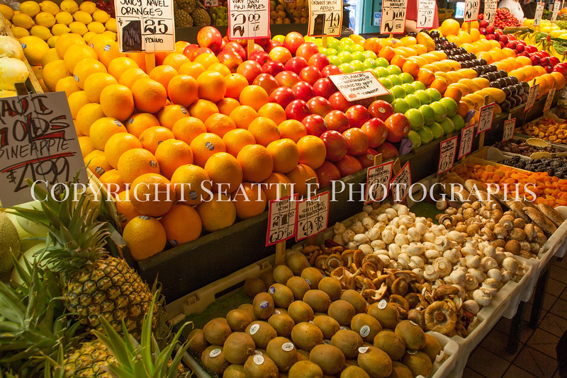Pike Place Market Fruit 103
