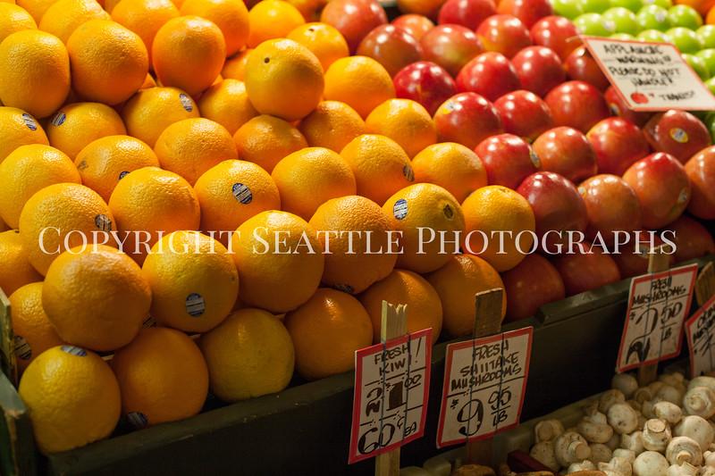 Pike Place Market Fruit 108