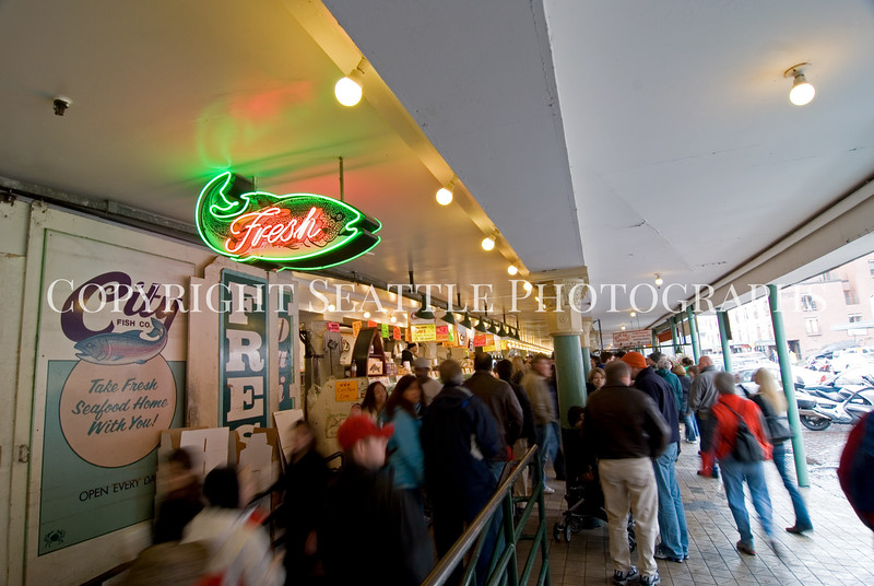 Pike Place Market Main Arcade 109