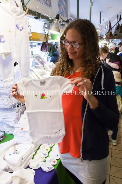 Pike Place Market Craft Vendor 132