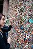 Pike Place Market Gum Wall 116