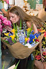 Pike Place Market Flowers 43