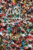 Pike Place Market Gum Wall 109