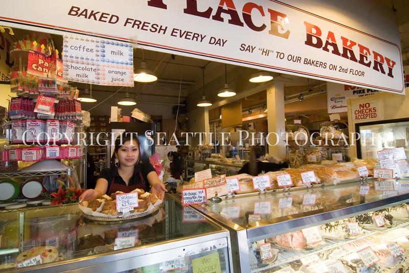 Pike Place Market Bakery 7