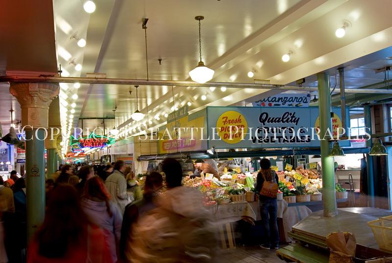 Pike Place Market Main Arcade 112