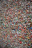 Pike Place Market Gum Wall 108
