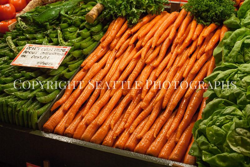 Pike Place Market Vegetables 110