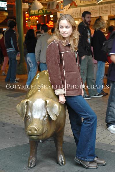 Rachel the Brass Pig 121