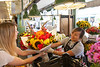 Pike Place Market Flowers 115