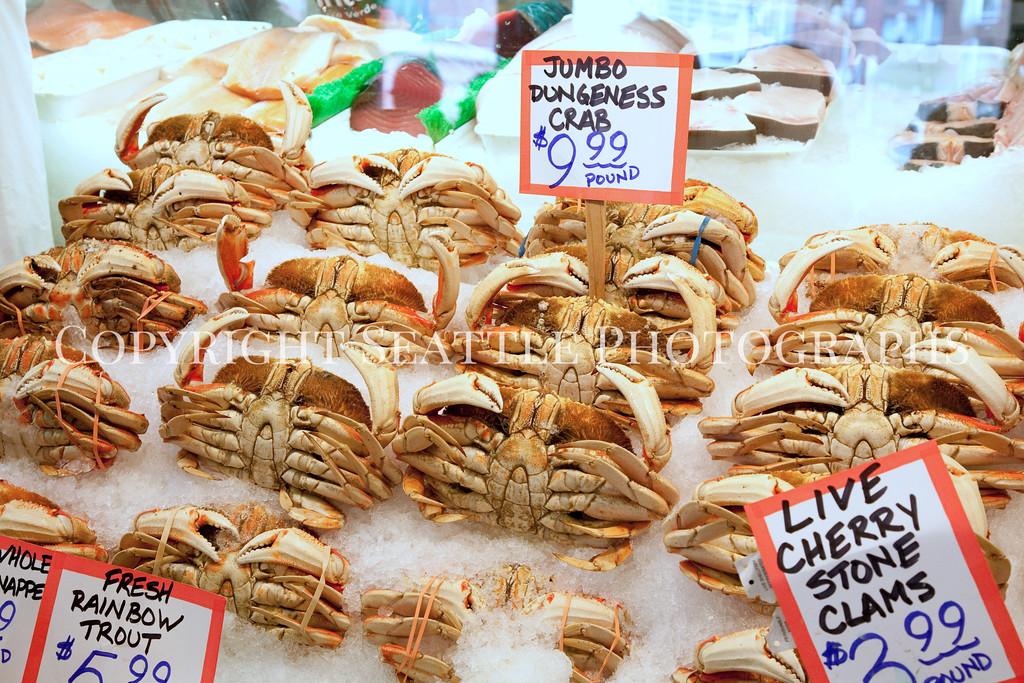 Pike Place Market Fish 100