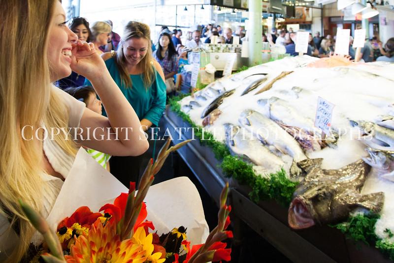 Pike Place Market Fish Market 114