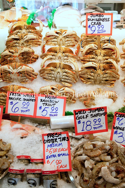 Pike Place Market Fish 101