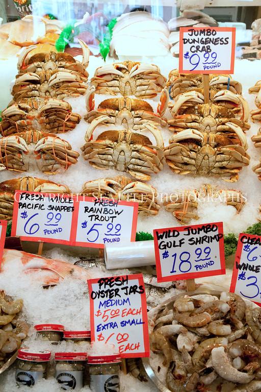 Pike Place Market Fish 101