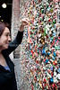 Pike Place Market Gum Wall 115
