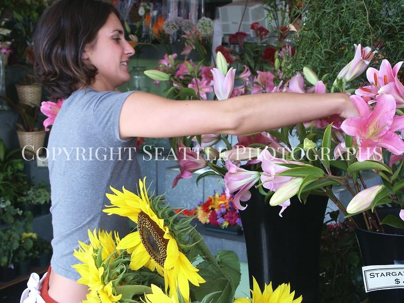 Pike Place Market Florist 12