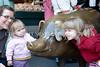 Rachel the Brass Pig 130
