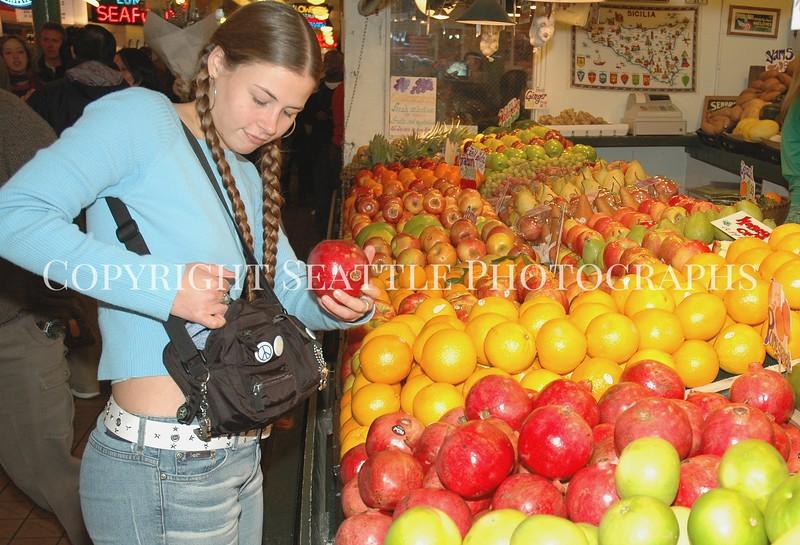 Pike Place Market Fruit 45