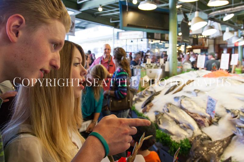 Pike Place Market Fish Market 113