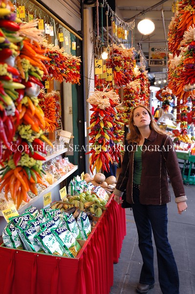 Pike Place Market Hot Peppers 11